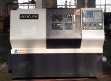 Vch36/Vch46 절단 금속을%s 편평한 보편적인 수평한 기계로 가공 CNC 포탑 공작 기계 & 선반