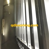 2.1 x 2.4 미터 관 알루미늄 물자 정원 검술