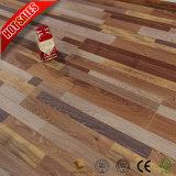 caucho ligero del suelo del laminado de madera de 12m m