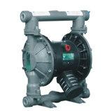 Pompa a diaframma pneumatica di alluminio di flusso di Rd 25 doppia