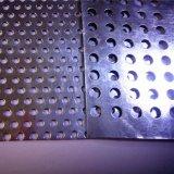 1개 M x 2개 M, 5개 mm 구멍 & 8개 mm 구멍 피치를 가진 두꺼운 직류 전기를 통한 관통되는 판금 2개 mm