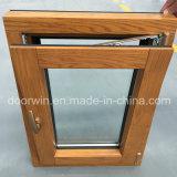 北アメリカアルミニウムクラッディングのカシ木傾きの回転Windows