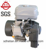 ISO9001 Aprovado 6 KW de Potência Ohv grande saída de CC 48V Gerador a gasolina do inversor
