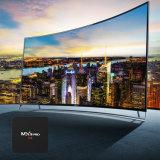 Android TV Box con 7.1. OS Amlogics905W 1GB de RAM 8 GB de ROM/receptor de satélite cargado completo cuadro de la IPTV con WiFi, 4K 1080P HD apoyar