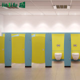 Escuela Jialifu colorida compacta wc Cubicals Código colgantes