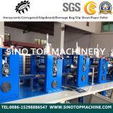 Máquina de conversão de placa de borda de papel automática completa 2016