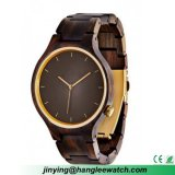OEM Natural Wood Watch Ebony Relógios Green Wood Table