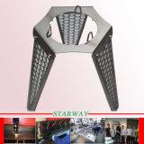 Части изготовления головки стойки металлического листа нержавеющей стали с частями велосипеда приложения вырезывания лазера металлического листа запасными
