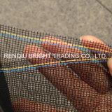 18X16 105G/M2の黒いガラス繊維のWindowsのスクリーニング