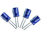 алюминиевый размер Tmce02-11 электролитического конденсатора 25V миниатюрный