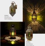 Klassische Messinghotel-Projekt-Wand-Lampe (KAL1112-1)