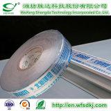 PE/PVC/Pet/PP schützender Film für Aluminium Profile//Colord Belüftung-Profil