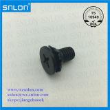 La couleur de zinc vis à tête cylindrique à tête ronde pour les pièces automobiles