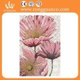 De roze Reeks van het Patroon van het Mozaïek van Bizassa van de Kleur (10k327)