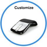 ロゴによって印刷される無線Foldableマウス