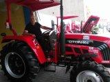 Трактор колеса фермы Lovol 60HP с CE и EPA