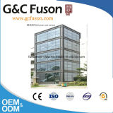 Fabricação inovativa do projeto e de alumínio e de vidro da engenharia parede de cortina