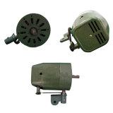 Vier Schaufel-industrieller Ventilator-runder niedriger Standplatz-Ventilator-Kühlventilator