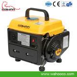 650W 700W 세륨 가정 사용 (wh950)를 위한 휴대용 가솔린 또는 휘발유 발전기