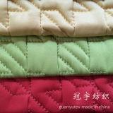 Tissus de textile de maison de traitement d'édredon de capitonnage pour le sofa