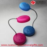 Leistungs-bewegliche flexible Plastiktabellen-Leselampe