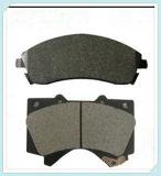 Garniture de frein parfaite de qualité pour la garniture de frein de véhicule de disque de pièces d'auto pour OEM 4e0 698 151g d'Audi
