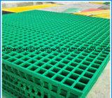 Glasvezel Versterkte Plastieken die, FRP Grating, AntislipComité, Walkay, Platform raspen