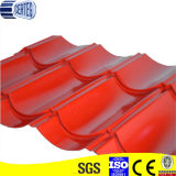 0.3-0.6mm Thickness Color Steel Roof Tile Roofing Prepained Roof Sheet