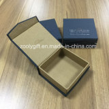 Black Foil Stamp logo Sliver force PAPER mini Square poison box