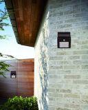 Resistente al agua de alta potencia de los sistemas de Panel de Energía Solar LED de montaje en el exterior de la luz de pared