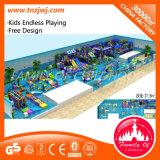 Weiches Spiel-Innenspielplatz-Gerät für Verkauf