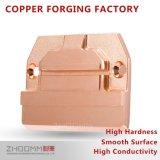CNC Delen van de Gesmede Fabrikant van het Koper