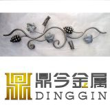 Peças Decrative peças para a Grade de ferro forjado