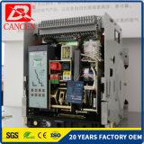 Courant évalué 1600A, tension évaluée 690V, 50/60Hz, disjoncteur d'air de qualité, type fixe par Acb multifonctionnel usine de 4p directe