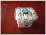 Plastic su ordinazione pp Cookie/Pastries/caramella/scatola da pasticceria (stagno impaccante del regalo)