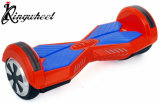 Kingwheel Venta caliente 8 pulgadas de 600W Auto Balance Board Scooter con altavoz Bluetooth LED (KW-A004)