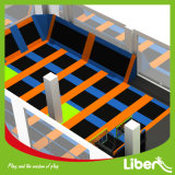 オーストラリアのProject Commercial Indoor TrampolineのDodgeball Court