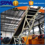Sbm Width400 bewegliches Gummibandförderer-System