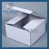주문 A4 우편 요금 상자 저장 물결 모양 상자