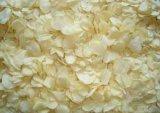 Производство сушеных овощей в виде хлопьев чеснока