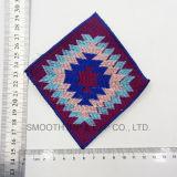 Commerce de gros Handwork coton Broderies ethniques multicolore Patch Fashion accessoire du vêtement