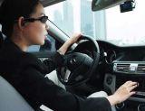 Le stéréo folâtre l'écouteur intelligent d'écouteur d'écouteur de Bluetooth en verre