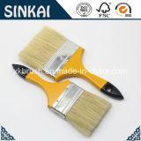 Brosse à cheveux en cochon naturel avec pinceau en bois