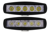 Trabajo de luz LED Light Bar Luz de trabajo LED Lpiled-15wl