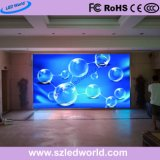 P3, panneau visuel d'intérieur/extérieur de P6 de la location DEL de mur d'écran de visualisation