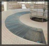 Belle et caillebotis en acier inoxydable durable pour les matériaux de construction