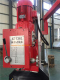 El moler vertical universal y perforadora X5036b del taladro de la torreta del metal del CNC para la herramienta de corte