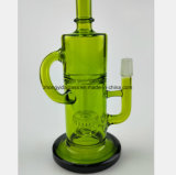 Green Knell Smoking Pipe off Filter to Recover Tobacco Pipe