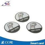 ペーパースマートなRFID NFCの札