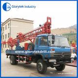 Piattaforma di produzione montata camion portatile del pozzo d'acqua da vendere